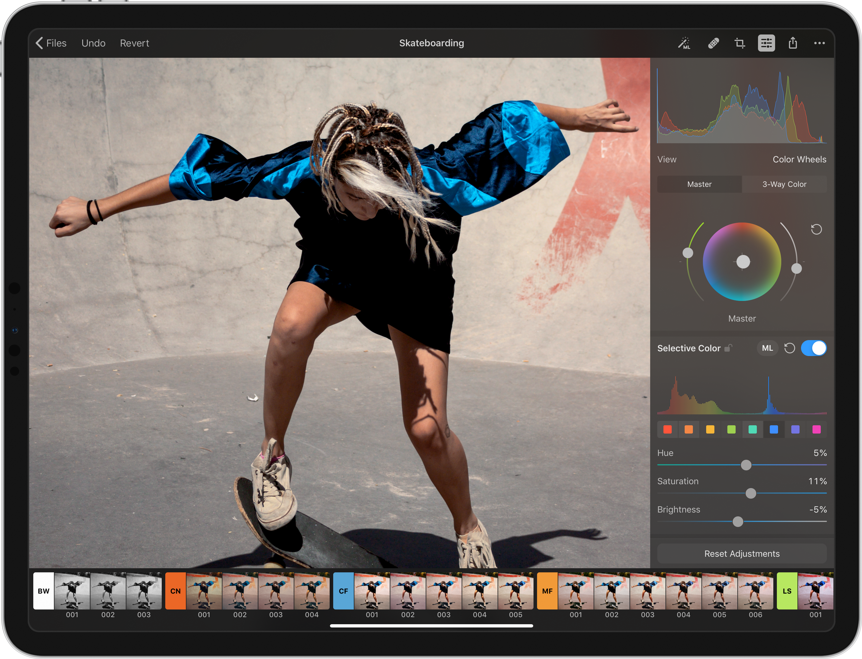 Pixelmator Team announces AI-powered Pixelmator Photo coming April 9th Image